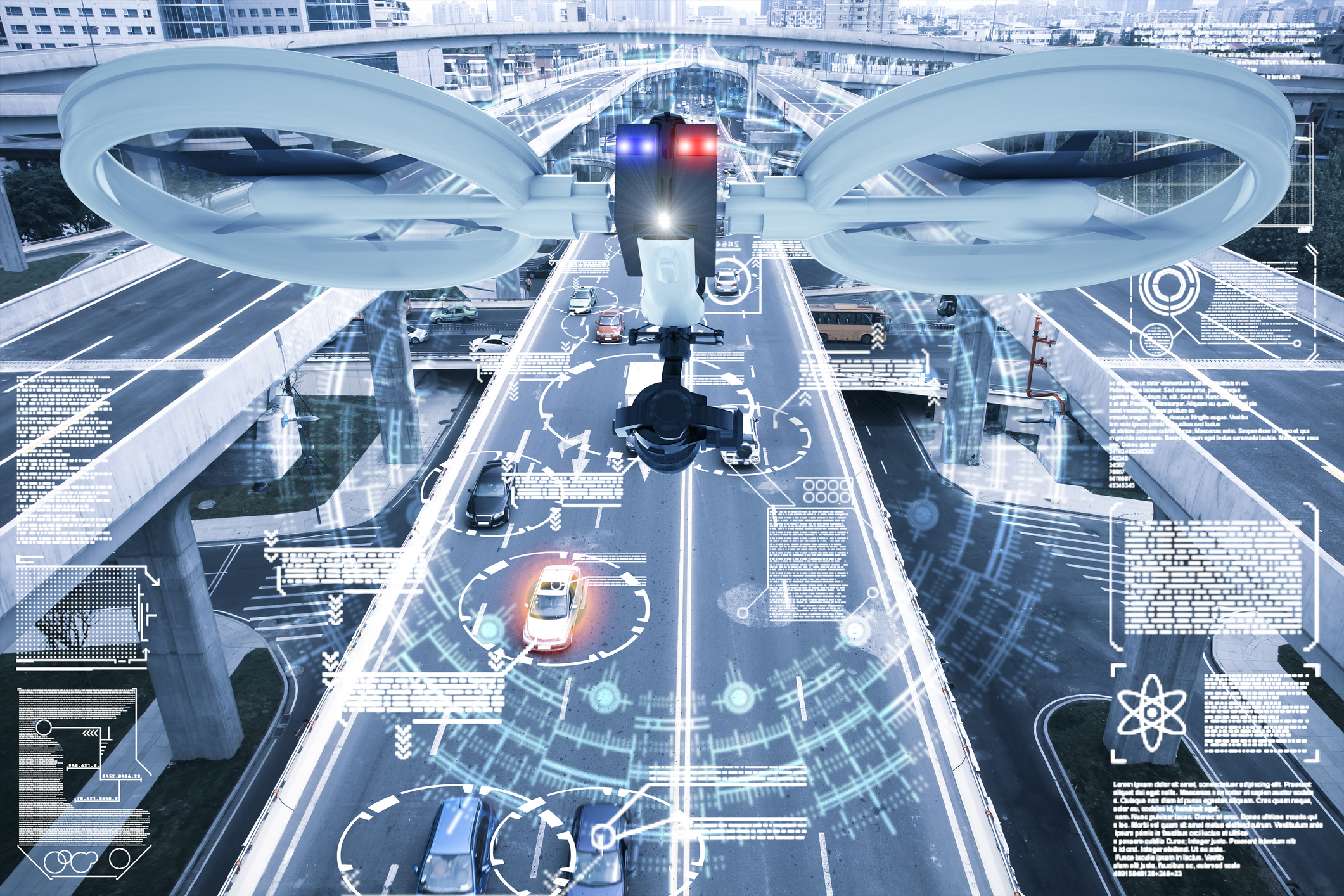 La police de Paris privée de drones par le Conseil d'Etat ?