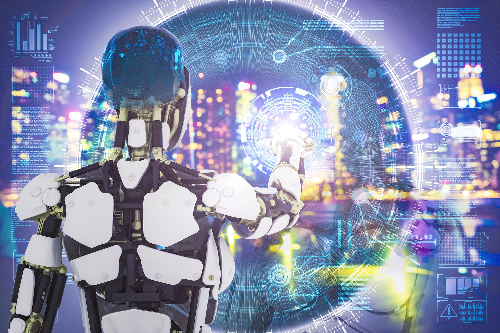 Systèmes d'intelligence artificielle